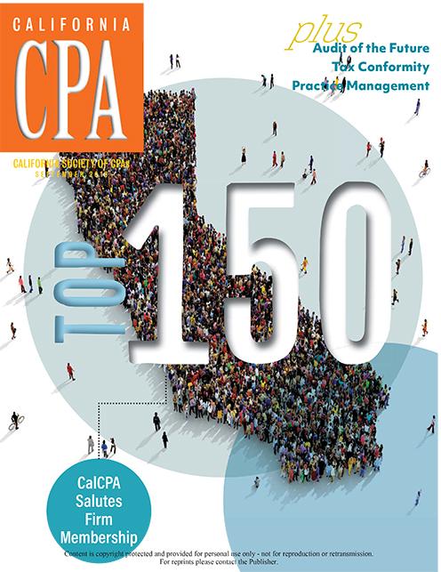 Top 150 CPA Firm in CA